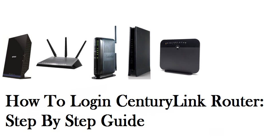 How To Login CenturyLink Router: Step By Step Guide - Tech Pulse 360